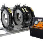 ROBU W 500 гидравлический четырехзажимной аппарат для стыковой сварки