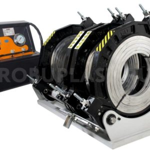 ROBU W 630 гидравлический четырехзажимной аппарат для стыковой сварки