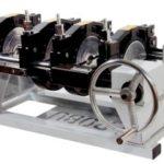 ROBU W 160 G гидравлический четырехзажимной аппарат для стыковой сварки
