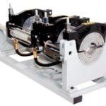 ROBU W 250 гидравлический четырехзажимной аппарат для стыковой сварки